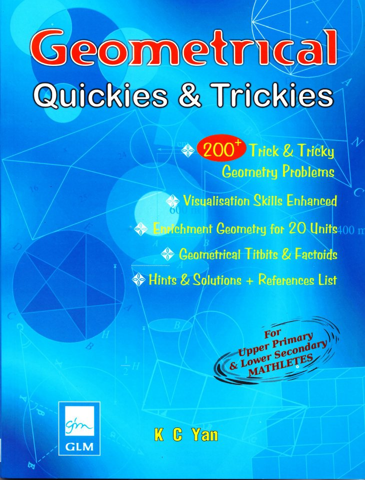 A book on trick and tricky questions in geometry
