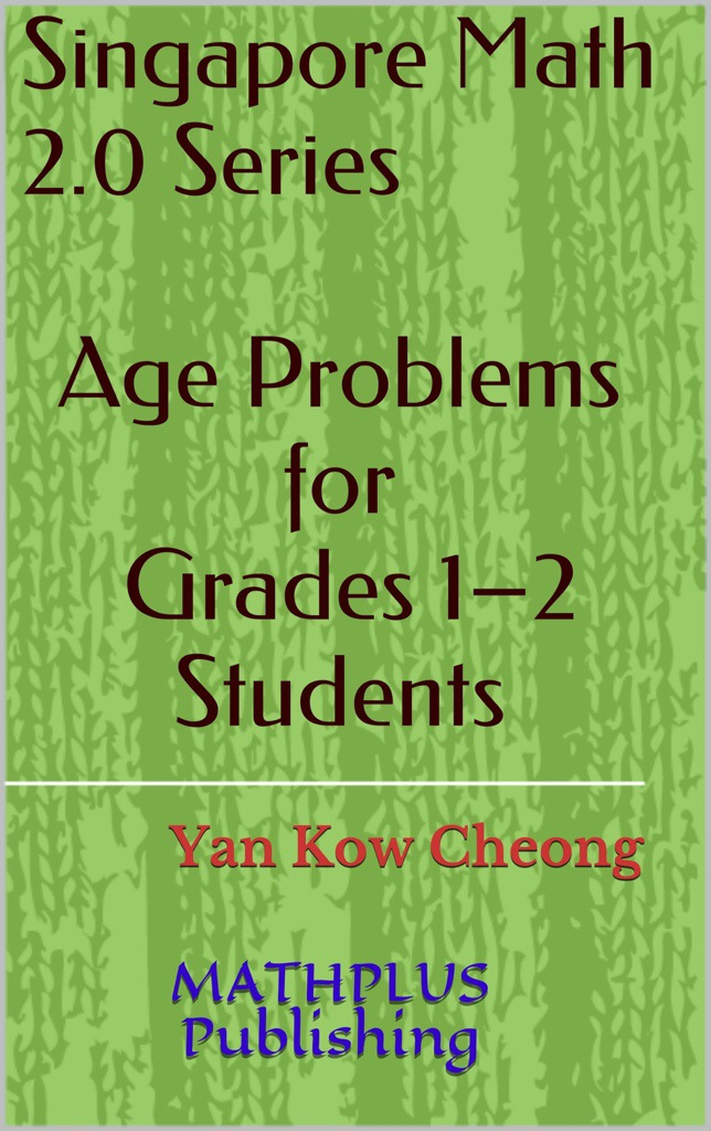 A value-for-money Singapore math Kindle ebook to give your child an unfair advantage!