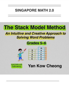 Any serious Singapore math problem solver can't be without this primary 5–6 (or grade 5–6) ebook!